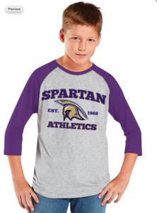 Vintage Youth LAT Spartan Shirt